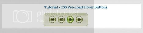 CSS Pre-Load Hover Buttons : Firefly-multimedia