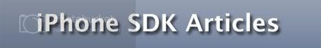 iPhone SDK Articles